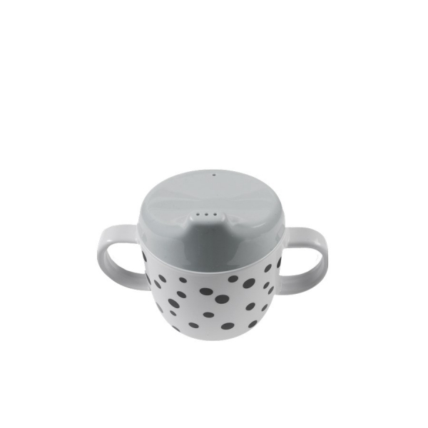 Tazza two handle spout cup Happy dots Done by Deer - Foto 1