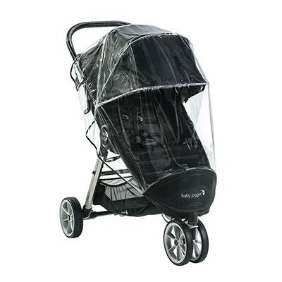 Parapioggia per passeggino City Mini2 3ruote/GT2 Baby Jogger - Foto 1