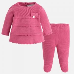 Completo in tricot con ghettina invernale collezione 2017/2018