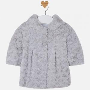 Cappotto in Jersey e pelicciotto collezione 2017/18