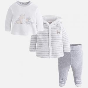 Tuta bambino con pantalone, magliettae giacca invernale collezione 2017/18
