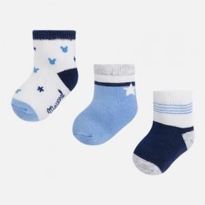 Set di 3 paia di calze collezione 2017/18