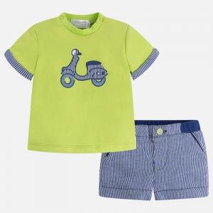 Completo bambino maglietta e pantaloncino