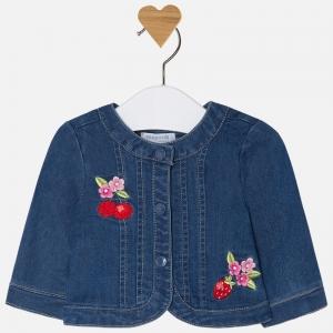 Giacca a jeans bambina