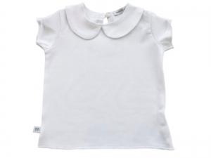 Shirt girl 133 bimba manica corta estivo Bamboom