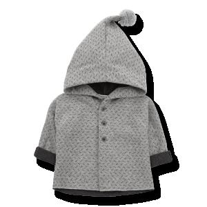 Noam hood jacket 1 + in the family