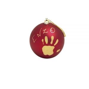 My Christmas Ball Baby Art