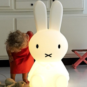 Miffy XL lamp luce notturna Mr Maria