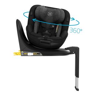 Seggiolino auto girevole 360° Mica Bebèconfort