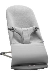 Sdraietta Bouncer Bliss in super soft  3D Jersey Baby Bjorn