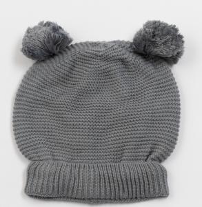 Cappellino neonato fatto a maglia Bamboom