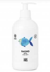 Bagno Baby Linea Mamma Baby