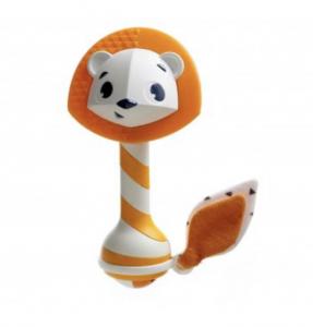 Sonaglino Leonardo baby theether rattle toy Little Love