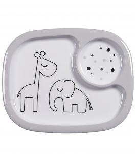 Mini piatto a scomparti Yummy Dreamy Dots Done by Deer