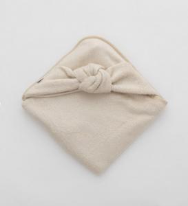Accappatoio con cappuccio per neonato XL Bamboom