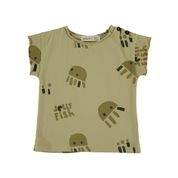 T-shirt A Lot Of Babyclic