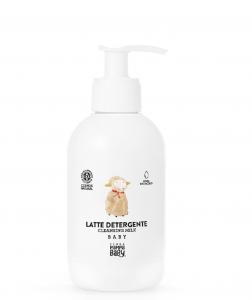 Latte detergente senza risciacquo cosmos natural Linea Mamma Baby