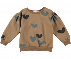 Big Heart sweatshirt Babyclic