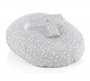 Cuscino allattamento e gravidanza 4 in 1